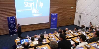 Start We Up : quand les experts de Naval Group rencontrent les start-ups innovantes d'Atlanpole